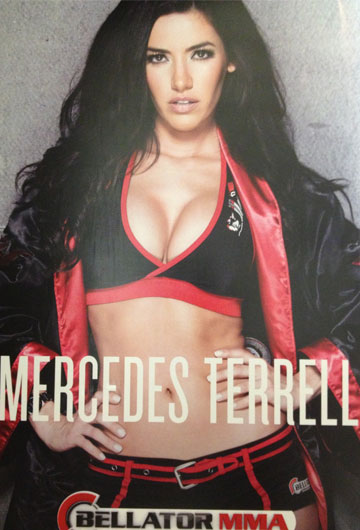 Mercedes Terrell Poster for sale